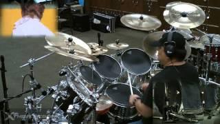 Separate Ways (Worlds Apart) by Journey Drum Cover by Myron Carlos