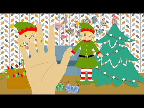 Finger Family Song! KIDS Christmas Special! Funny animation and real life fails!