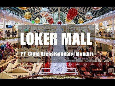 Loker Mall | Lowongan Kerja PT  Cipta Kreasisandang Mandiri | SMA