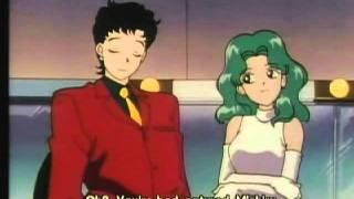 Haruka Jealous to Seiya