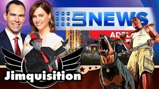 Grand Theft Adelaide The Jimquisition