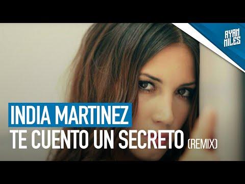 India Martinez - Te Cuento Un Secreto (Ryan Miles Bachata Remix)