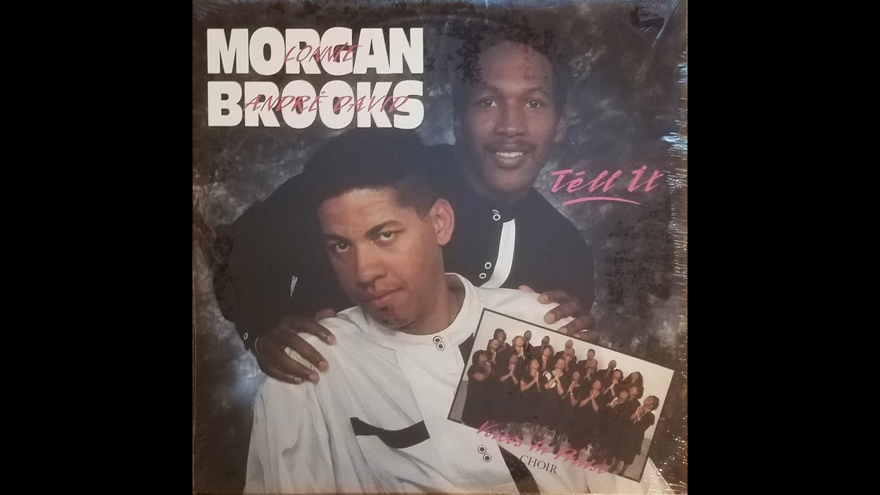 Download He'll Hear Your Call (1991) Lonnie Morgan, André David Brooks & Voices In Praise Choir