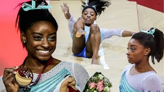 Gymnasts That Won Medals Even With a Fall | Part 1