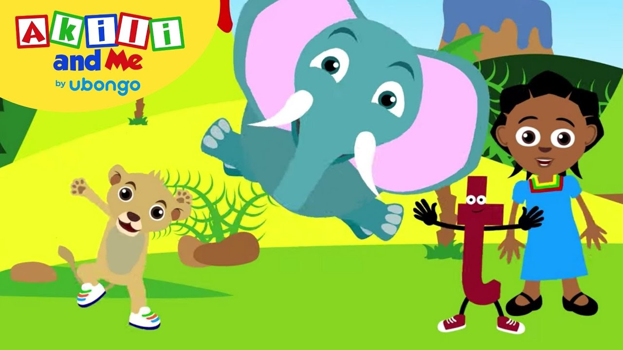 Download Akili Loves the Letter T! | Compilations from Akili and Me | African Educational Cartoons