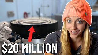 Worlds Largest Optical Lens