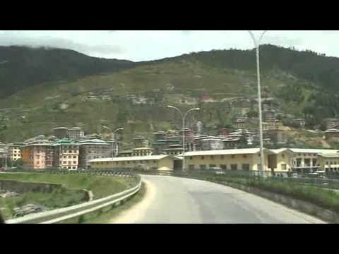 Drive from Paro to Thimphu, Bhutan