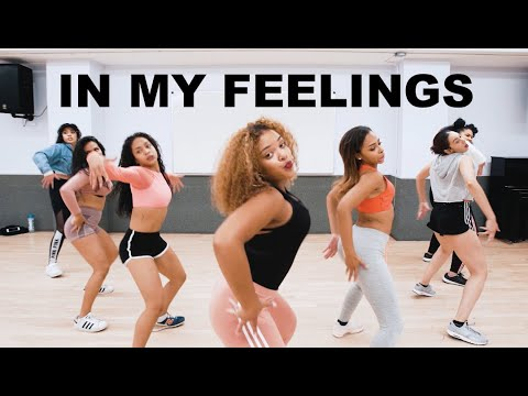 In My Feelings - Drake | Choreography by Valeria Garcia |