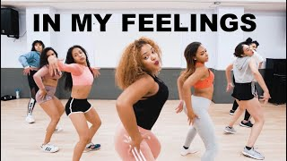 Baixar In My Feelings - Drake | Choreography by Valeria Garcia |