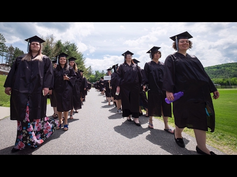 Community College of Vermont | 2016 Commencement Timelapse