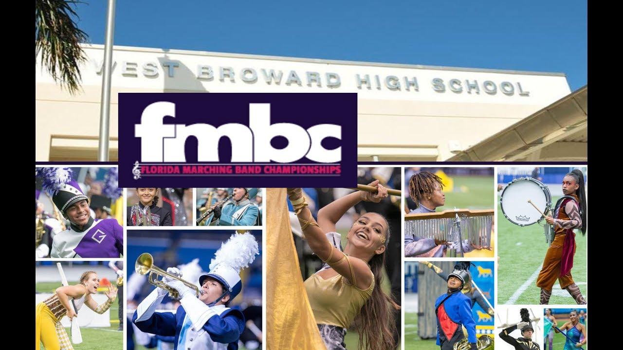 West Broward High School  Performance Ensemble FMBC 2019 Champions!