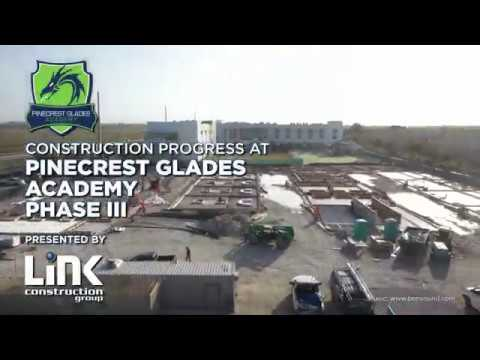 Pinecrest Glades Academy Phase III -  Prep-Pour-Tilt