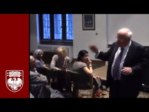 Francis Robinson, Mellon Islamic Studies Initiative Visiting Professor