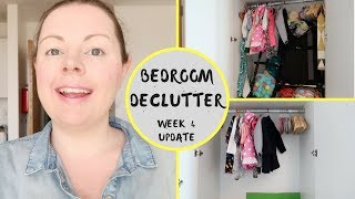 MAY DECLUTTER CHALLENGE || WEEK 4 PROGESS UPDATE