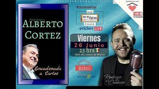 #ConciertoVirtual Rodrigo De La Cadena | Alberto Cortez parte 2 VIP