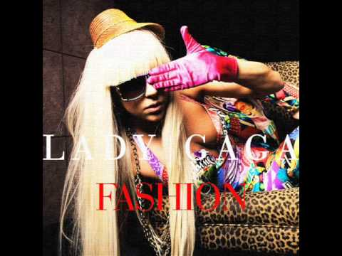 Lady Gaga - Fashion (Audio)
