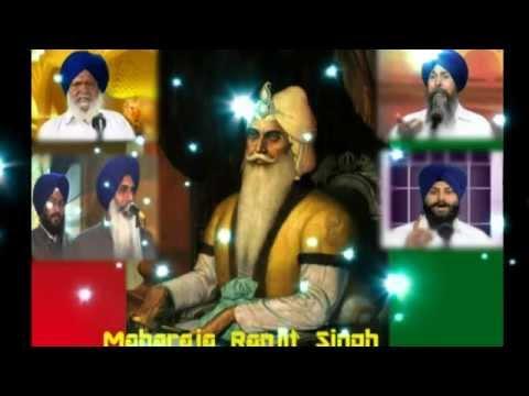 Mahraja Ranjit Singh || Joga Singh Jogi Kavishr Jatha || New Punjabi Song