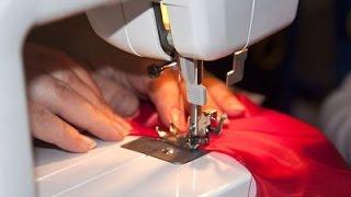 НАЧАЛО работы НА ШВЕЙНОЙ МАШИНЕ. СМАЗКА швейной машины(Начало работы на швейной машине. Смазка швейной машины 0:01 НАМОТКА ШПУЛЬКИ 1:31 УСТАНОВКА ШПУЛЬКИ 1:55 ЗАПРАВК..., 2016-01-27T11:58:32.000Z)