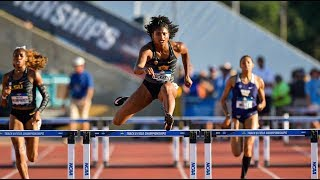 USC junior Anna Cockrell captures NCAA 400-meter hurdles title in commanding fashion