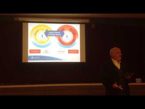 St Luke School International Baccalaureate Presentation with Lou Marchesano
