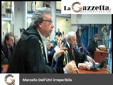 Marcello Dell'Utri è irreperibile