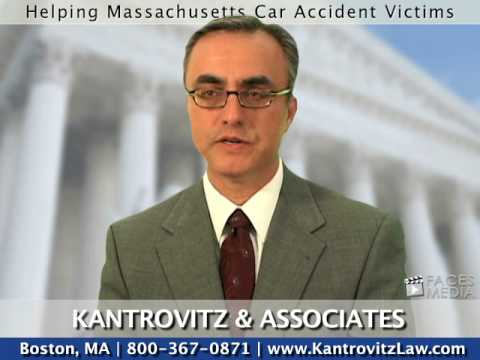 Boston Lawyer Helping Massachusetts Car Accident Victims