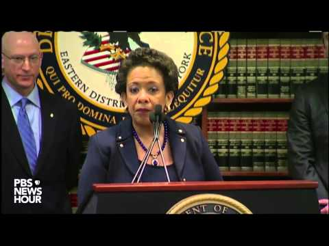 Watch Justice Department announces charges against FIFA