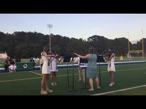 Saint Peter Catholic School Eighth Grade Graduation Strings Performance