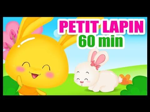 Mon petit lapin - 60 min de comptines pour les bébés et les maternelles
