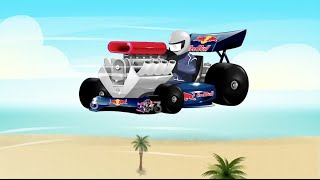 Red Bull Kart Fighter 3 - Unbeaten Tracks}