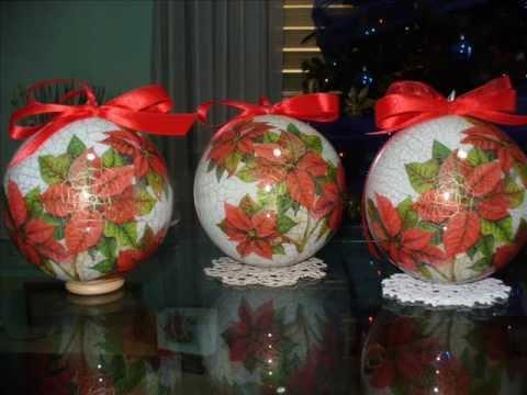Come decorare delle palline di vetro natalizie | Fai da Te ...