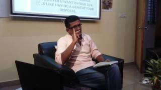 What is Creative Visualization by TK Prem Kumar