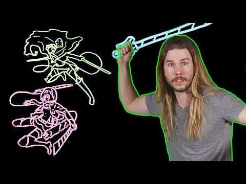 Is Attack on Titan's 3D Maneuver Gear Deadly for Humans Too? (Because Science w/ Kyle Hill)