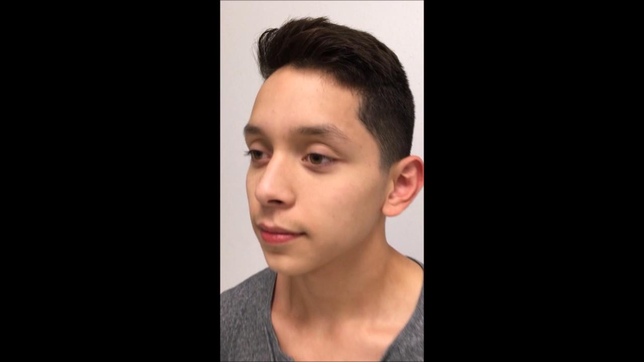 Male Haircut Regulation Army Jrotc Youtube