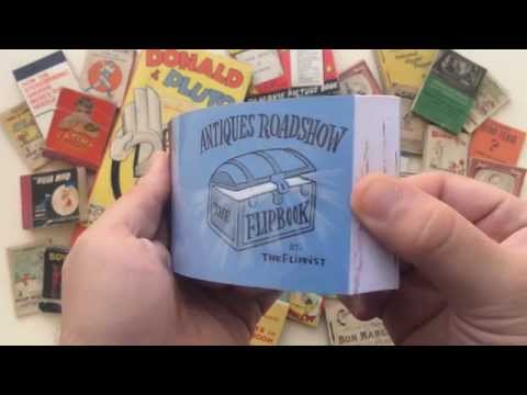 The Antiques Roadshow Flipbook