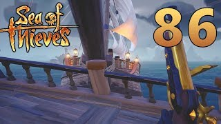 [86] Fan Galleon Versus Skull Fort!!! (Sea Of Thieves Gameplay PC)