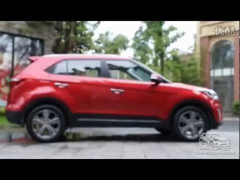 New Hyundai Creta ix25