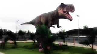dinosaurs Park   dinosaurs for kids   Динозавры как настоящие