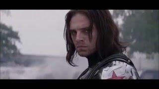 Bucky/Steve - Let it Die - Happy Belated Birthday Volly