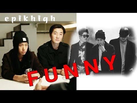 Tablo &  DJ Tukutz Epikhigh    Funny Moment