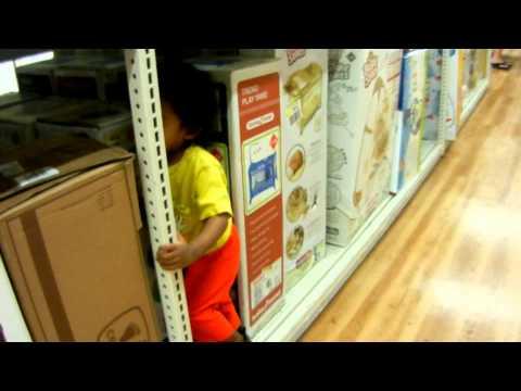 Srikar in Scottsdale Walmart