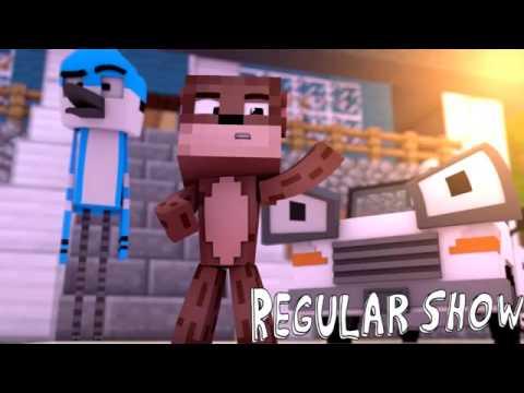 Minecraft:Apenas Um Show Nova Serie #1