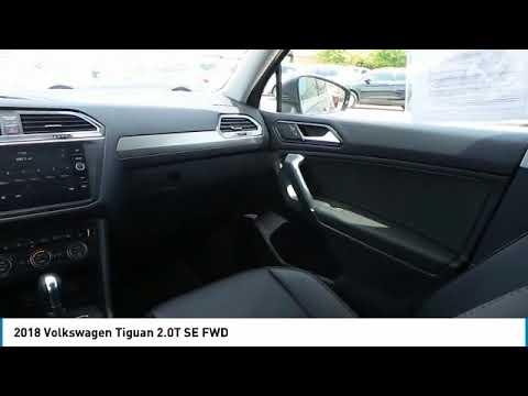 2018 Volkswagen Tiguan San Angelo Texas U9519