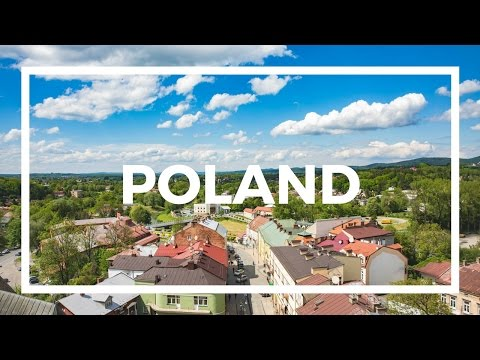 POLAND IS ACTUALLY REALLY COOL: Poland Travels