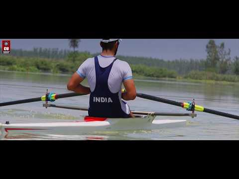 Meet Asian Rowing Champion From Chandigarh University