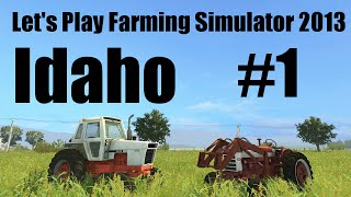 Farming Simulator 2013 S8E1: a new adventure(http://iainrobson.ca/welcome-youtube/ In this episode we get started on this new farm and we determine what direction to head in. Iron Horse Gold Edition ..., 2014-08-03T12:00:08.000Z)