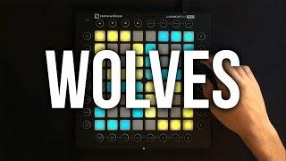Download Lagu Selena Gomez, Marshmello - Wolves // Launchpad Cover Mp3