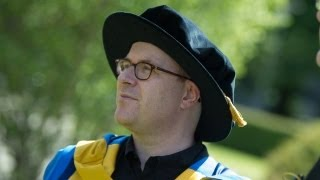 Irish playwright, Conor McPherson honoured by University College Dublin thumbnail