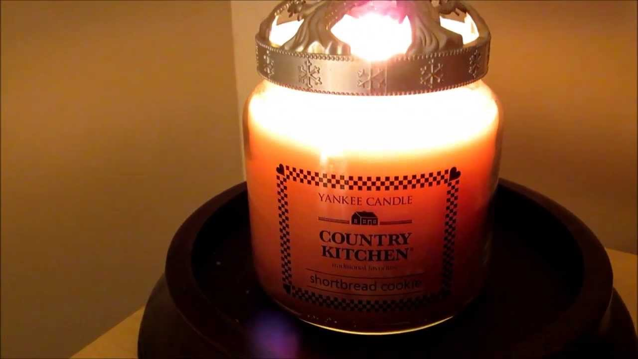 Yankee Candle Shortbread Cookie Review Country Kitchen Line