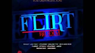 Ahzid - You Turn Me On (Flirt Riddim) - Rose Green Production - June 2012